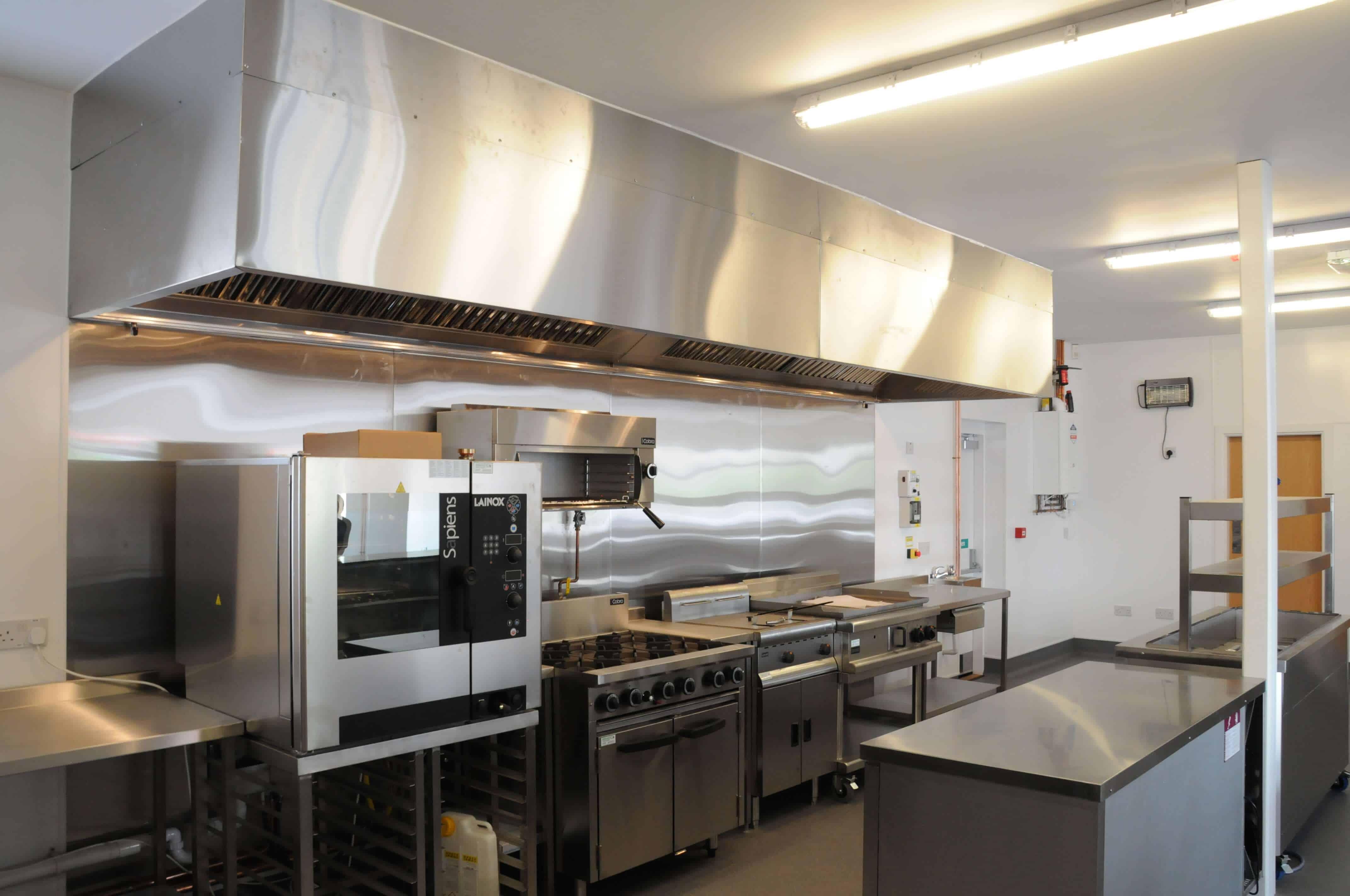 Commercial Kitchen Design West Midlands