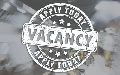 We Are Recruiting! – Catering Equipment Installation Assistant