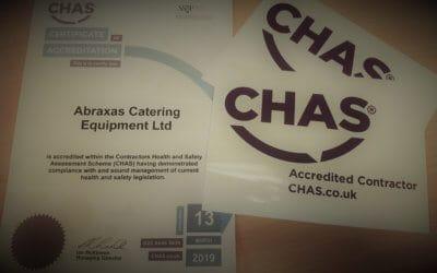 Abraxas Celebrate CHAS Accreditation