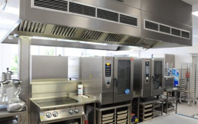 Don't Delay, Book Today! Abraxas Encourage School Kitchens To Book Summer Servicing
