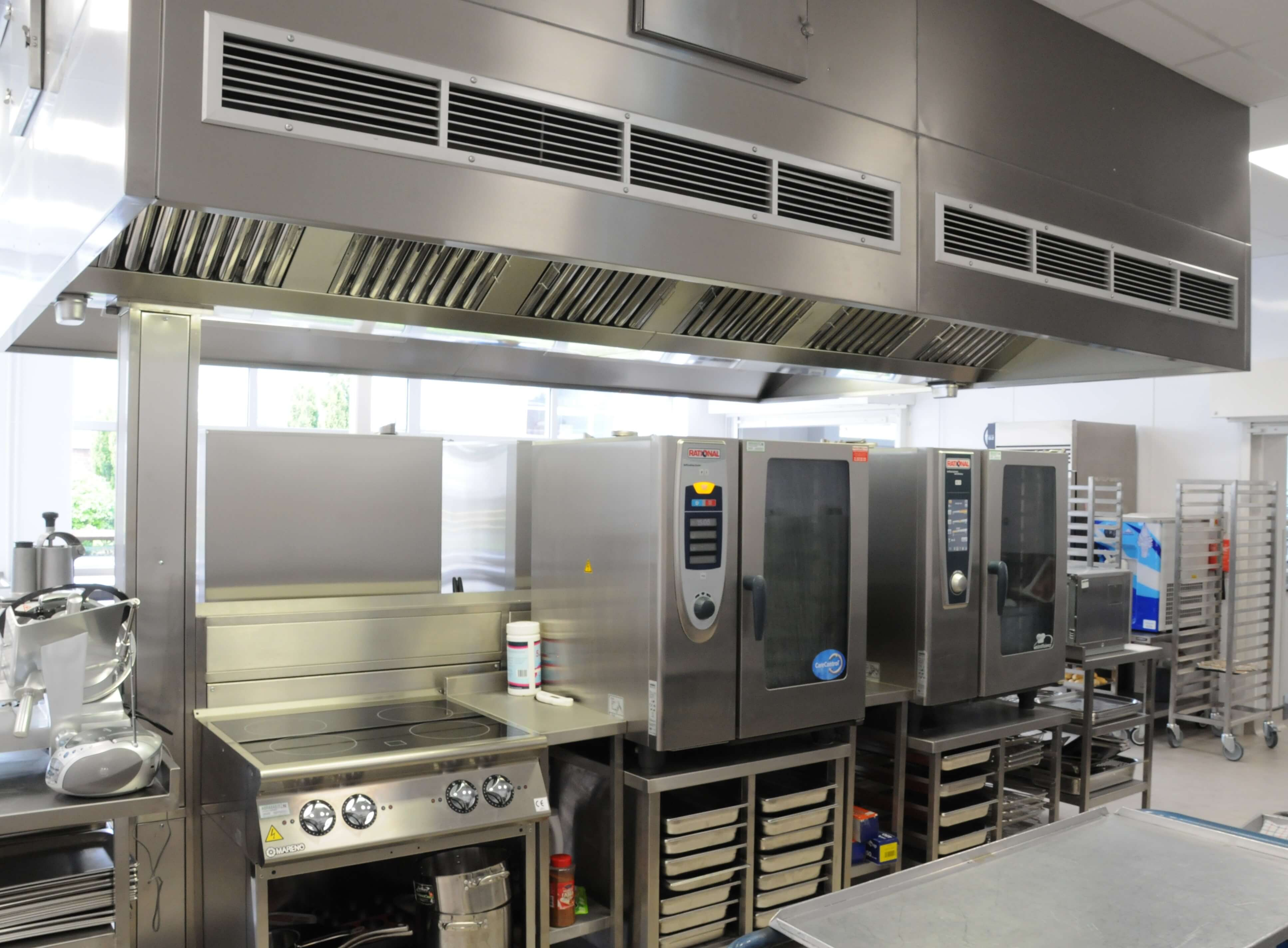 School Kitchen - Abraxas Catering Equipment
