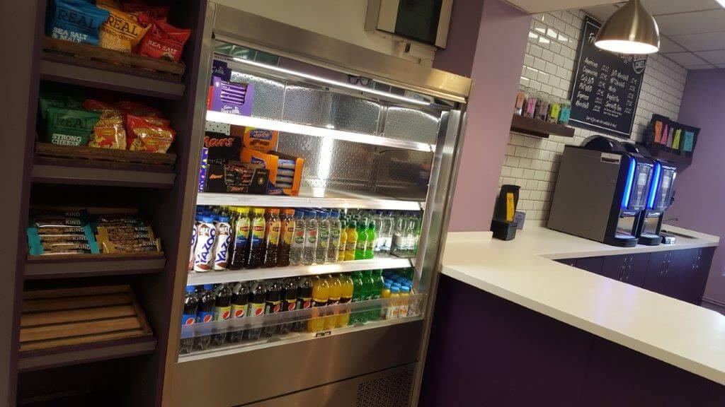 New Café – Staffordshire Showground