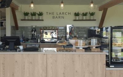New Café: Larch Barn
