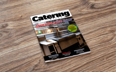 Abraxas Make It Into Catering Insight!