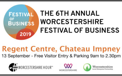 Meet Us at The Annual Festival of Business