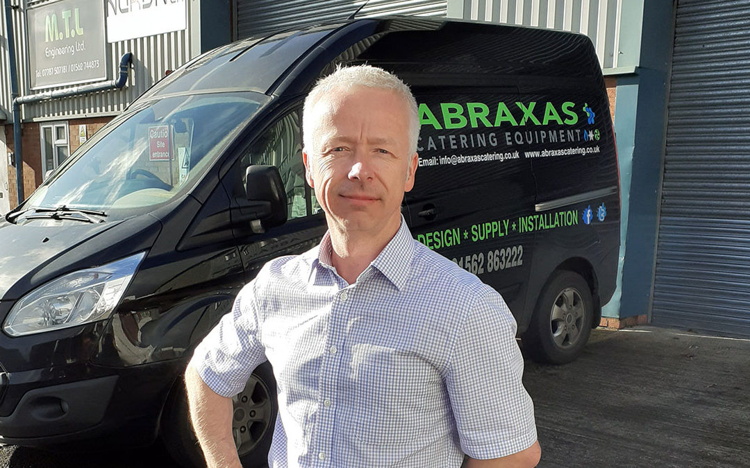 Abraxas welcomes new Sales Manager Richard Roberts to the team